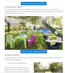 Castorama Mobilier de jardin-7